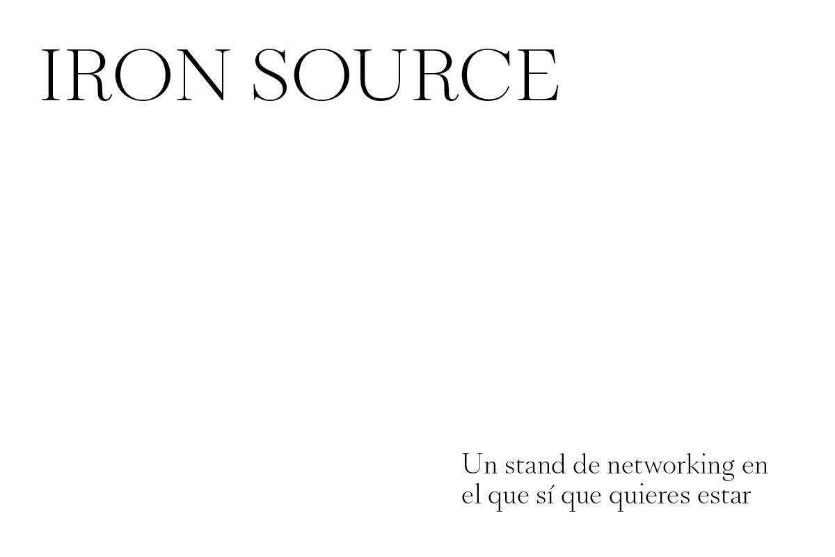 IRON SOURCE