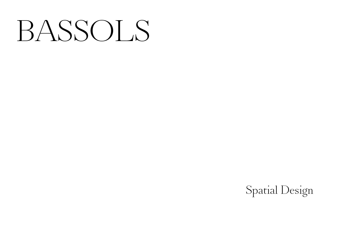 BASSOLS_Spatialdesign